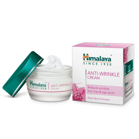 HIMALAYA ANTI  WRINKLE CREAM 50G