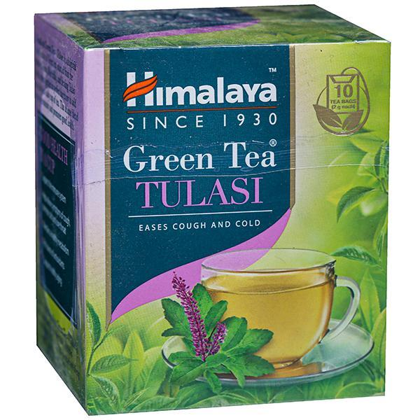 HIMALAYA GREEN TEA TULASI (10 TEA BAG- 2G EACH)