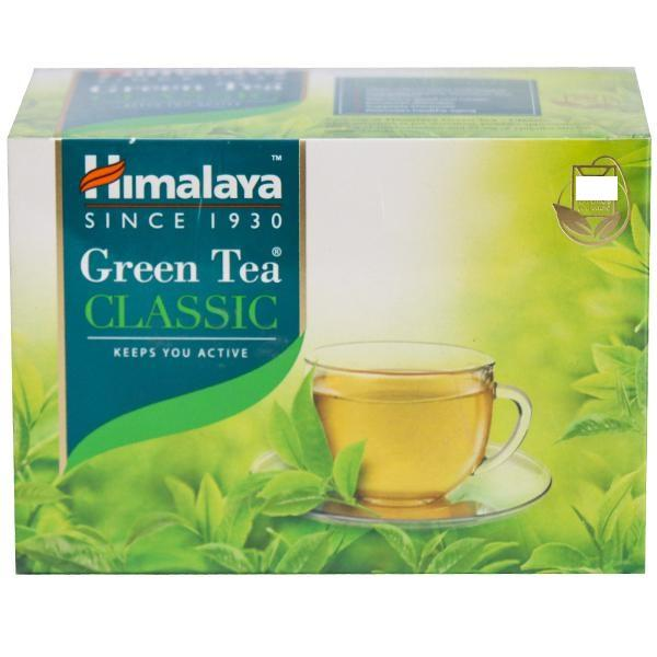 HIMALAYA GREEN TEA CLASSIC (10 TEA BAG- 2G EACH)