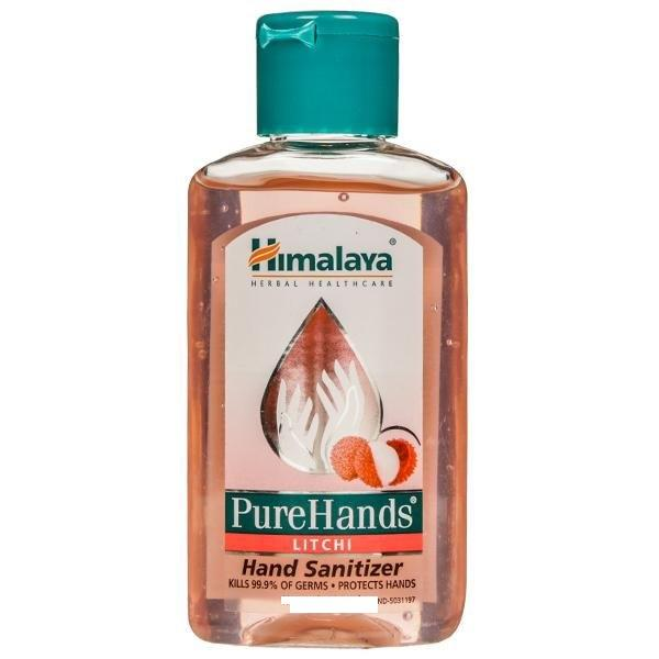 HIMALAYA HAND SANITIZER 200ML(LITCHI)