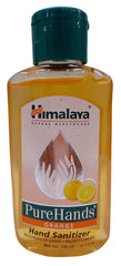 HIMALAYA HAND SANITIZER 100ML(ORANGE)