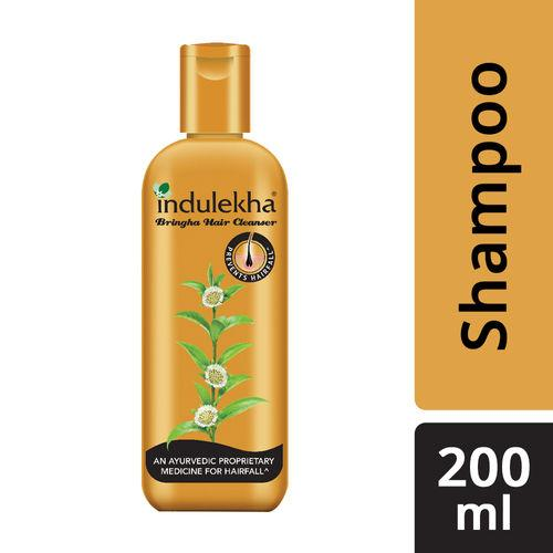 INDULEKHA BRINGHA HAIR CLEANSER 200ML