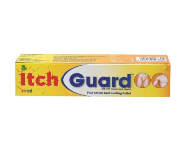 ITCH GUARD 15G