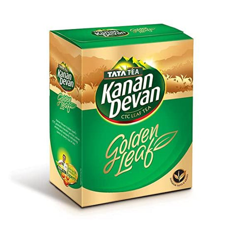 TATA TEA KANNAN DEVAN GOLDEN LEAF 500G