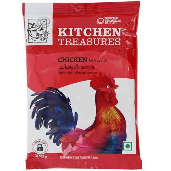 KITCHEN TREASURES CHICKEN MASALA 100GM