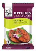 KITCHEN TREASURES FISH FRY MASALA 100G