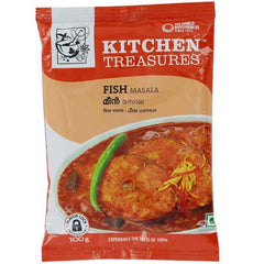 KITCHEN TREASURES FISH MASALA 100G