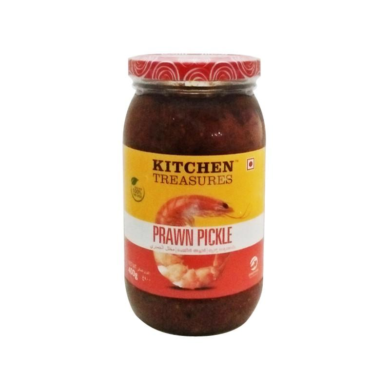 KITCHEN TREASURES PRAWN PICKLE 400G