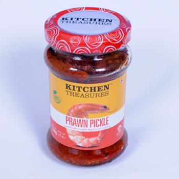 KITCHEN TREASURES PRAWN PICKLE 150G