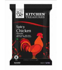 KITCHEN TREASURES SPICY CHICKEN MASALA 100G