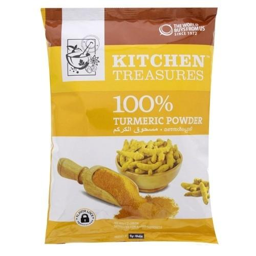 KITCHEN TREASURES TURMERIC POWDER 250G
