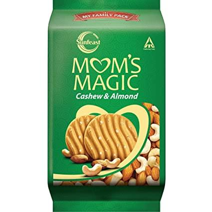 SUNFEAST MOM'S MAGIC CASHEW &ALMOND 600G