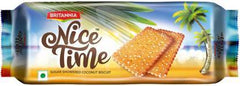 BRITANNIA NICE TIME BISCUITS 150G