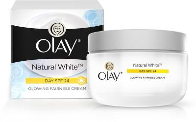 OLAY NATURAL WHITE DAY SPF24  50G