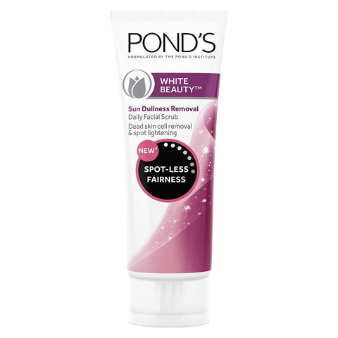 PONDS WHITE BEAUTY FACIAL SCRUB 50G