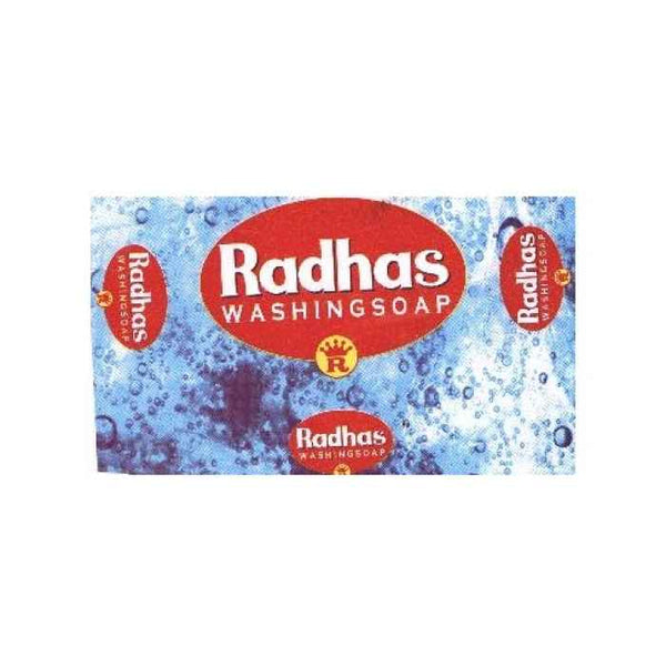 RADHAS WASHING SOAP 150G