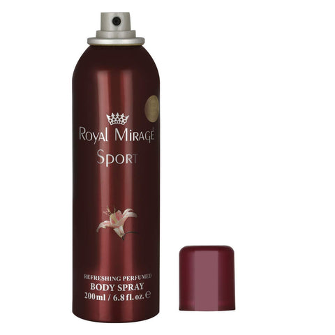ROYAL MIRAGE BODY SPRAY SPORT 200ML