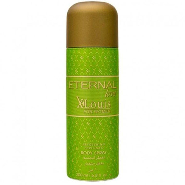 ETERNAL LOVE X LOUIS BODY SPRAY FOR WOMEN  200ML