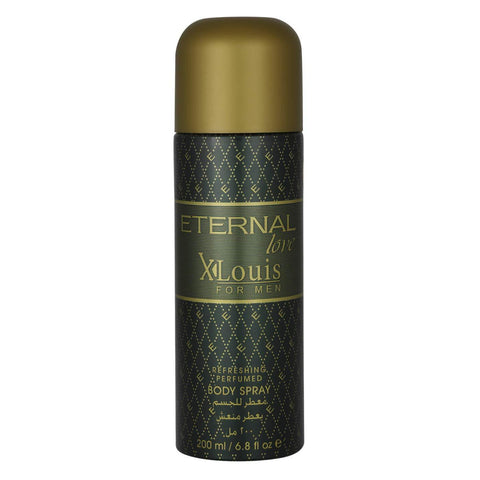 ETERNAL LOVE X LOUIS BODY SPRAY FOR MEN  200ML