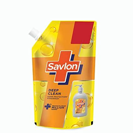 SAVLON DEEP CLEAN HAND  WASH 725ML