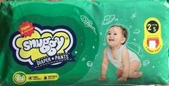 SNUGGY BABY DIAPER PANTS SMALL SIZE(72 DIAPER PANTS)