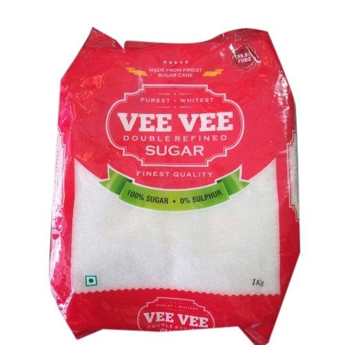 VEE VEE DOUBLE REFINED SUGAR 1KG