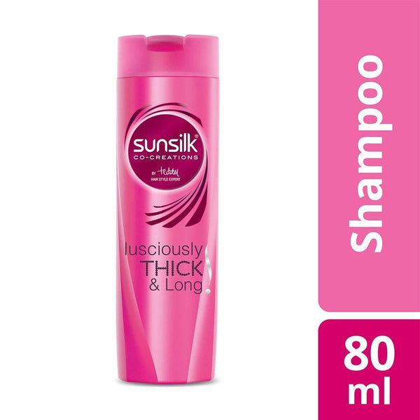 SUNSILK SHAMPOO 80ML