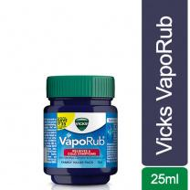 VICKS  VAPO RUB 25ML VALUE PACK