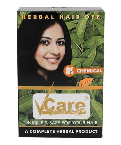 V CARE HERBAL HAIR DYE