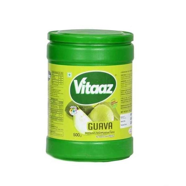 VITAAZ GUAVA  INSTANT DRINK MIX 500G