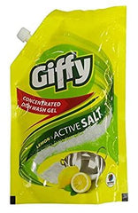 GIFFY DISH WASH GEL 1L
