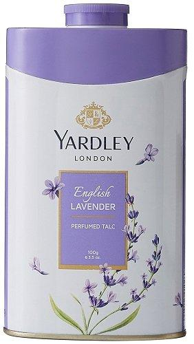 YARDLEY TALC ENGLISH LAVENDER 100G