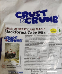 CRUST&CRUMB BLACKFOREST CAKE MIX 1KG