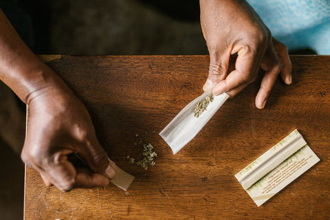 The ritual of using CBD concentrates or CBD hemp flower can replace the rituals involved in cannabis use and make tolerance breaks or quitting cannabis more tolerable.