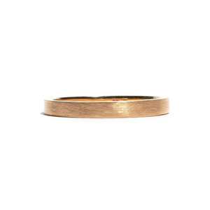 KITSILANO: Rose Gold Brushed Band