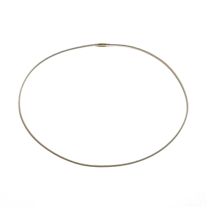 ANTOINETTE: Yellow Gold Cable Cord Chain