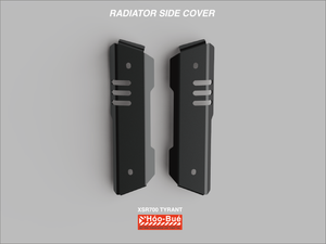 Radiator Side Cover