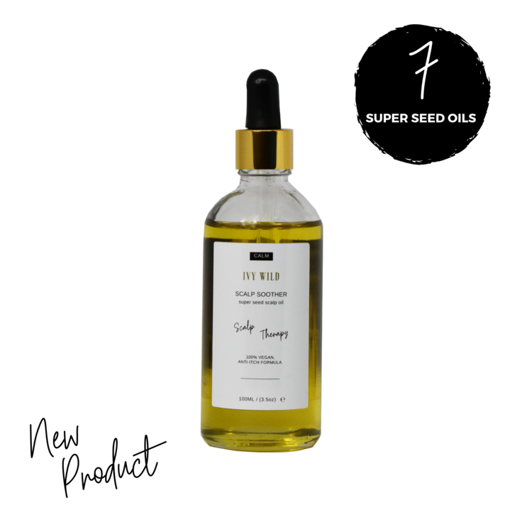 Ivy Wild - Scalp Soother Oil