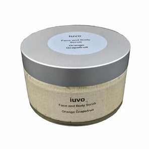 IUVO - Body Scrub - 100ml