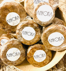 Ahyoka - African Black Soap