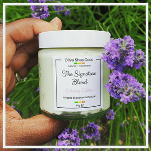 Olive Shea Coco -The Signature Blend - Calming Edition 120ml