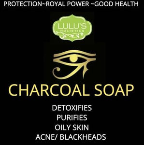 Lulu's - Charcoal Bar Soap