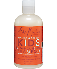 Shea Moisture Kids - Mango And Carrot Extra Nourishing Shampoo