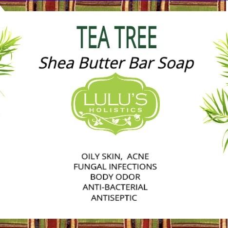 Lulu's - Tea tree Bar Soap