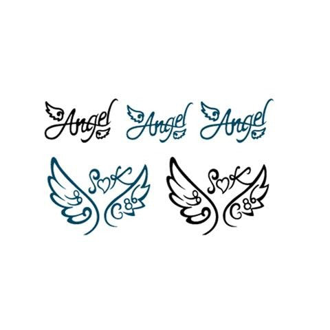 Handwritten Words with Wings