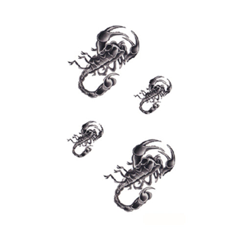 Scorpion Tattoo Stickers