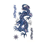Dragon Tattoo Sticker