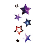 Colored Star Set