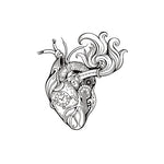 Artistical Heart Design