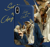 Song Of The Angles- Cases for iPhone 12/12Pro/12Pro Max/12 mini/11/11Pro/11Pro Max/X/XS/XS Max/XR/7/8/7P/8P